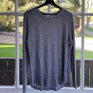 Cozy comfy grey sweater